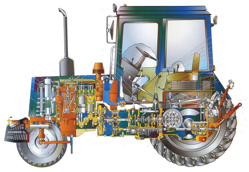 Montana Tractor Parts Lookup : Belarus tractor parts catalog